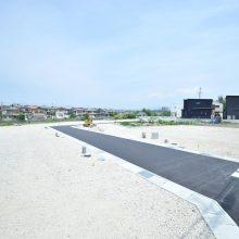 第2期分譲地 2017年6月1日撮影