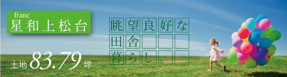 星和上松台【限定1区画】