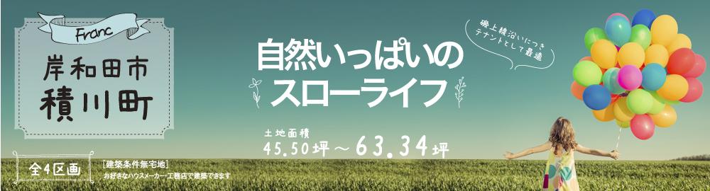 積川町【全4区画】