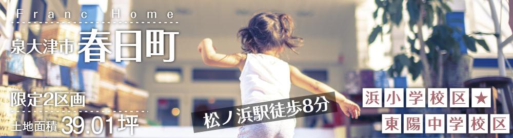 春日町【限定2区画】