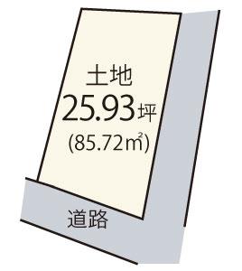 大宮町【限定1区画】区画図