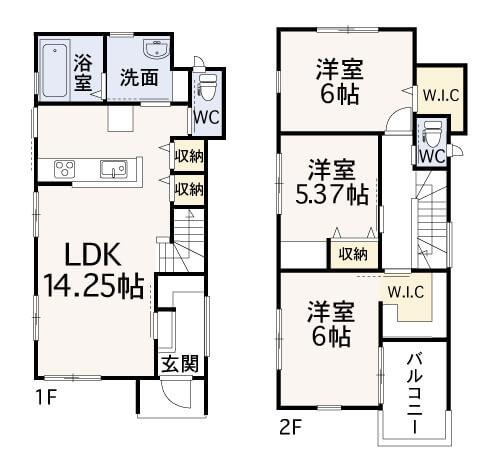 大宮町【限定1邸】区画図