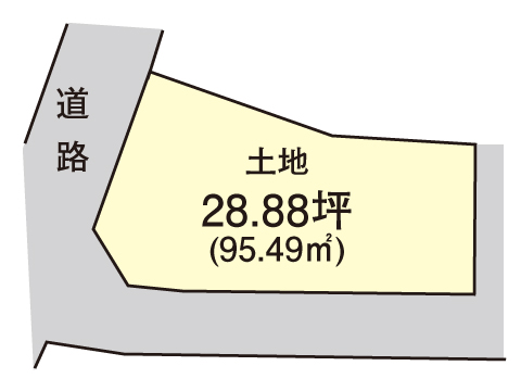 日根野【限定1区画】区画図