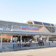 南海本線泉佐野駅