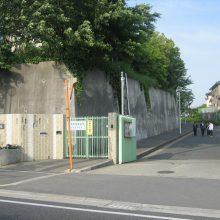 南池田中学校